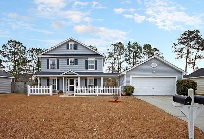 Summerville Single Family Home For Sale: 335 Seneca River Drive