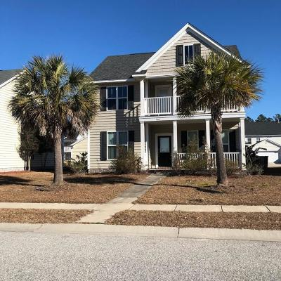 Summerville Single Family Home For Sale: 306 Peters Creek Drive
