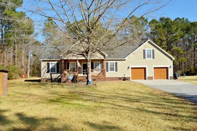 Moncks Corner Single Family Home For Sale: 474 Wass Lane