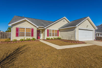 Single Family Home Contingent: 7244 Sweet Grass Boulevard