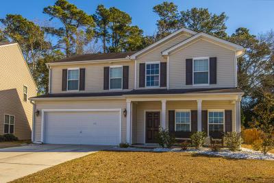 Summerville Single Family Home For Sale: 115 Purple Martin Trail
