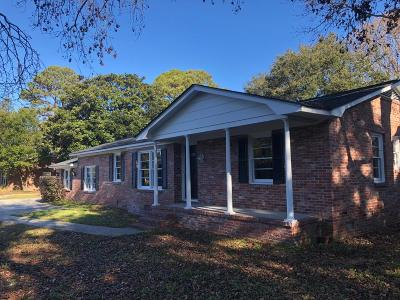 Charleston Single Family Home Contingent: 1052 Harbor View Road
