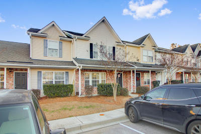 Goose Creek Attached For Sale: 422 Truman Drive