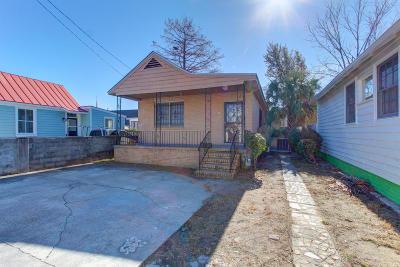 Charleston Single Family Home For Sale: 87 Romney Street