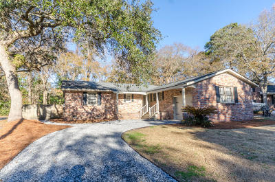 Charleston Single Family Home Contingent: 1676 Culpepper Circle