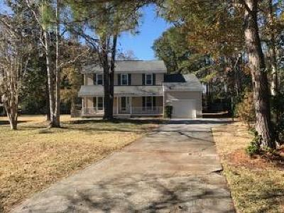 Mount Pleasant, Isle Of Palms, Daniel Island, Awendaw Single Family Home For Sale: 1132 Yorktown