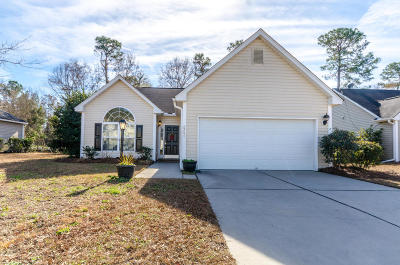 Johns Island Single Family Home For Sale: 2751 Summertrees Boulevard