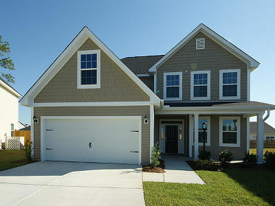 Ladson Single Family Home For Sale: 4065 Exploration Road