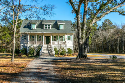 Mount Pleasant SC Single Family Home For Sale: $1,249,000