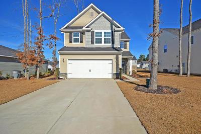 Ladson Single Family Home For Sale: 3706 Blackjack Road