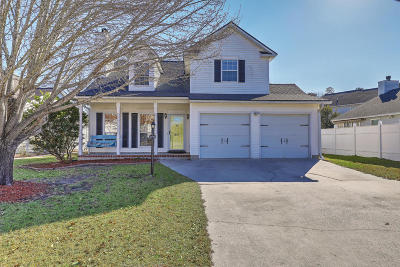 Charleston Single Family Home For Sale: 270 Muirfield Parkway