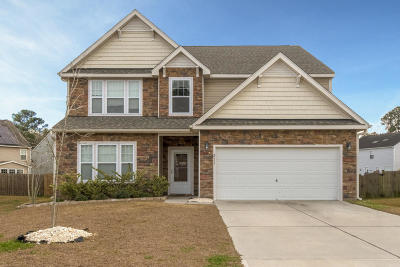 Summerville SC Single Family Home For Sale: $310,000