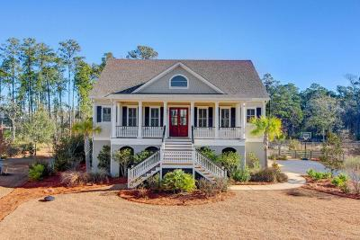 Mount Pleasant SC Single Family Home For Sale: $925,000