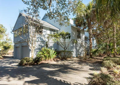 Seabrook Island Single Family Home For Sale: 3076 Marshgate Drive