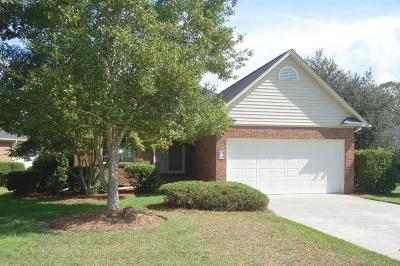 Single Family Home For Sale: 41 N North Lake Circle
