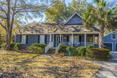 Mount Pleasant, Isle Of Palms, Daniel Island, Awendaw Single Family Home For Sale: 1128 Clapper Court