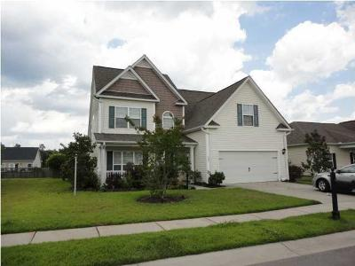 Goose Creek Single Family Home Contingent: 408 Brawley Drive