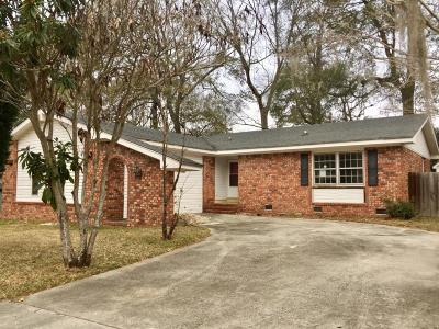 Ladson Single Family Home For Sale: 105 Willow Lane