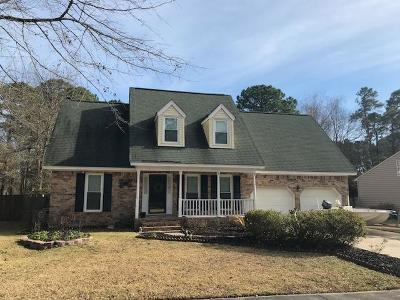 Summerville Single Family Home For Sale: 116 Towhee Drive