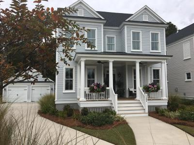 Mount Pleasant SC Single Family Home For Sale: $783,500