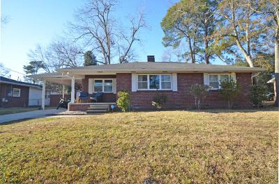 Single Family Home For Sale: 1914 Morgan Avenue