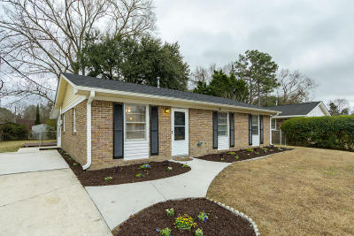 Goose Creek Single Family Home For Sale: 10 Middlesex Avenue