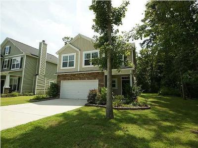 Ladson Single Family Home For Sale: 9483 Downy Bog Court