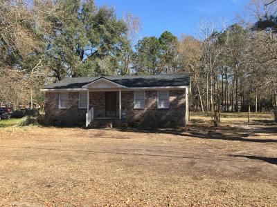 Johns Island Single Family Home Contingent: 1907 Bohicket Road