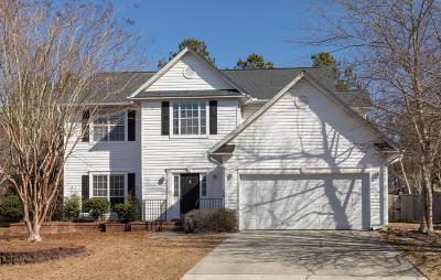 Goose Creek Single Family Home For Sale: 126 N Pembroke Drive