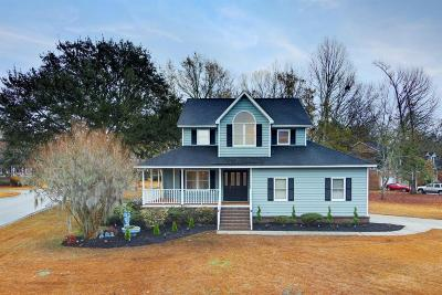 Goose Creek Single Family Home For Sale: 105 McKelvey Place