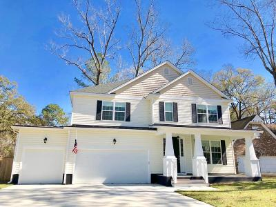 Summerville Single Family Home For Sale: 301 Lakeview Drive