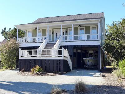 Edisto Beach Single Family Home For Sale: 1218 Nancy Street