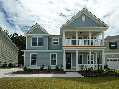 Moncks Corner Single Family Home For Sale: 524 Pendleton Drive