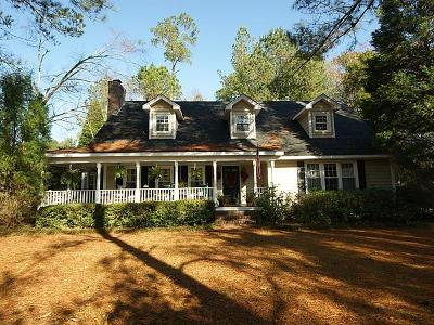 Summerville Single Family Home Contingent: 708 Simmons Avenue