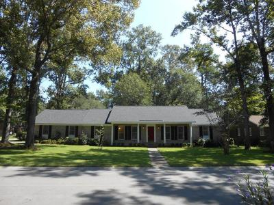 Summerville Single Family Home For Sale: 201 Lakeview Drive