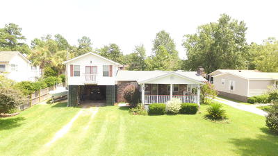 Single Family Home For Sale: 312 Lake Moultrie Drive