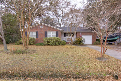 Charleston Single Family Home For Sale: 1818 S Mayflower Drive