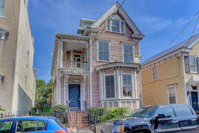 Single Family Home For Sale: 116 Queen Street