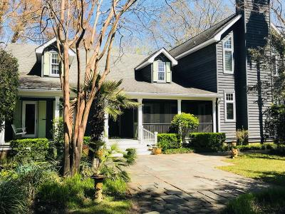 Mount Pleasant Single Family Home For Sale: 718 Royall Avenue