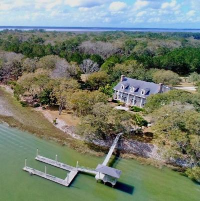 Single Family Home For Sale: 6755 Wilson Point Road