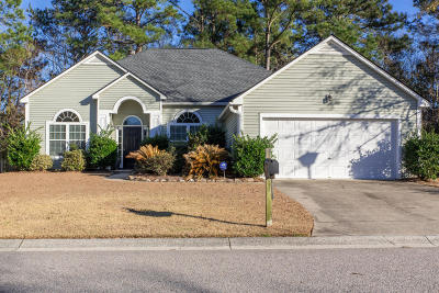 Mount Pleasant, Isle Of Palms, Daniel Island, Awendaw Single Family Home For Sale: 1472 Cypress Pointe Drive
