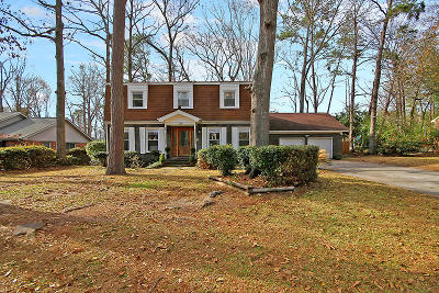 Summerville Single Family Home For Sale: 110 Ashborough Avenue