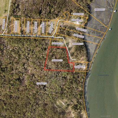 Wadmalaw Island Residential Lots & Land For Sale: Samuel Gibbs Rd Road