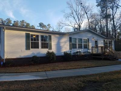 Summerville Single Family Home For Sale: 147 Renau Boulevard