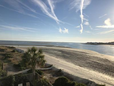 Isle Of Palms Single Family Home For Sale: 100 Ocean