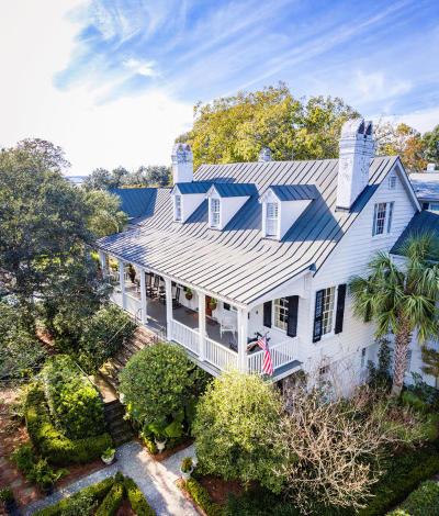 Mount Pleasant Single Family Home For Sale: 245 Bennett Street