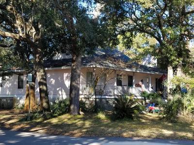 Isle Of Palms Single Family Home Contingent: 3401 Hartnett Boulevard