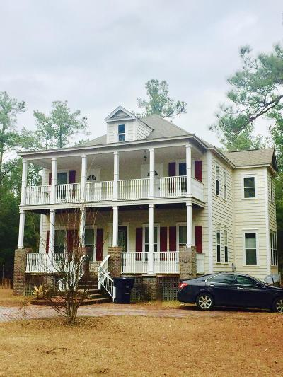 Walterboro Single Family Home For Sale: 325 Plantation Lane
