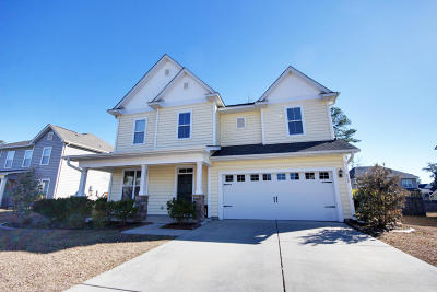 Moncks Corner Single Family Home Contingent: 212 Devonshire Drive