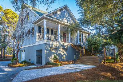 Single Family Home For Sale: 1678 Oak Island Dr